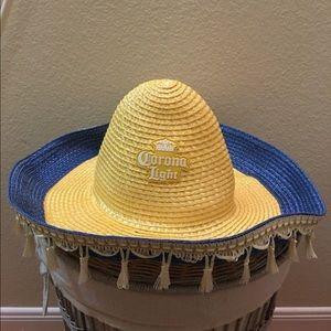 Corona light sombrero